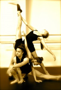 "The Fuse Dance Force ""Trio"""